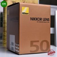 [New] Nikon AF-S DX Nikkor 50mm f/1.8G @Gudang Kamera Malang