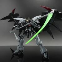 Gundam Deathscythe Hell MG 1/100 Dragon Momoko Gunpla Model Kit D-Hell
