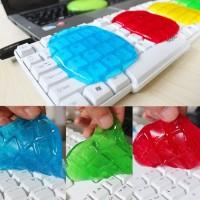Jual Super Clean Gel Pembersih Keyboard Cleaner Cyber Cleaning Serbaguna Murah