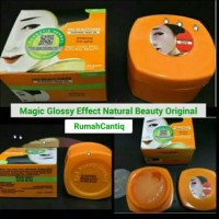 MAGIC GLOSSY (extra whitening cream) (japan formula) bPOM original