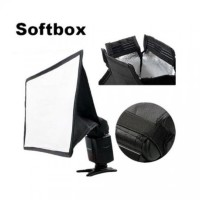Universal Softbox Flash Diffuser Camera DSLR