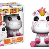 Funko POP! Movies Despicable Me 3 - Fluffy #420