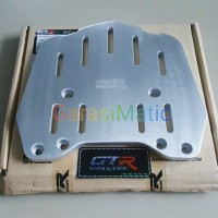 BRACKET BOX GTR - HONDA PCX 150 / PCX 150 LED / FORZA 300