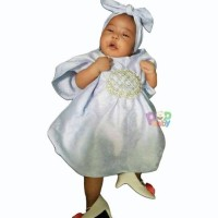 Kaftan Bayi dan Anak Radhwa - Baby Kaftan by Radhwa