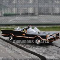 Jual BATMAN TOYS 1:24 JADA MODEL CAR BATMOBILE CLASSIC SERIES 1996 Murah