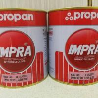 MELAMIN IMPRA MEUBLE LACK NC 141 CLEAR GLOSS DOFF / 1 LITER PROPAN