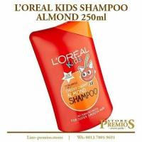 [250ml] LOREAL Kids Shampoo Cheeky Cherry ALMOND