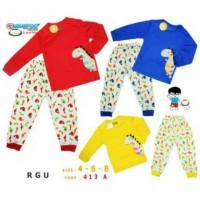 Piyama Anak Usia 3-5 Tahun/baju Tidur Anak/setelan Anak Laki Laki