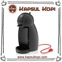 Nescafe Dolce Gusto Piccolo Warna Black (Hitam) NDG KapsulKopi