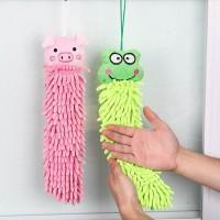 Jual Hand Towel MicroFiber Lap Tangan Cendol  lap tangan bon A1706 Murah
