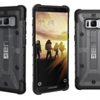 Samsung Galaxy S8 - S8 Plus  Edge Urban Armor Gear Transparan Case