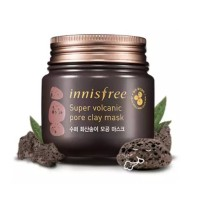 Jual Innisfree Super Volcanic Pore Clay Mask 100ml ORIGINAL Murah