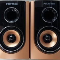 Polytron Multimedia Audio PMA9300 Bluetooth - Speaker Subwoofer Aktif