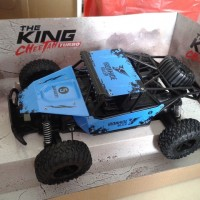 Mobil RC Slayer Cheetah King Ironhide Killer Crawler 2.4Ghz Skala 1:16