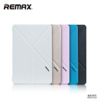 REMAX Transformers Leather Case for iPad Mini 4 - Casing Cover