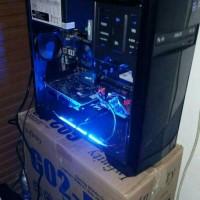 PC GAMING HIGH AMD Phenom II X4 955 + Galax Gtx 750 murah