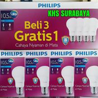 Jual Paket Lampu LED Philips 10.5 w 10w Philip 10watt 10 w 10,5w 10.5w 10 w Murah