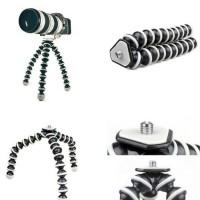 Gorilla Pod L Large BiG Tripod Flexible untuk Go Pro, DSLR, SJ Cam