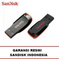 Jual Flashdisk Sandisk Cruzer Blade 16gb Original Murah