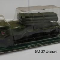 IXO 1/72 BM-27 URAGAN