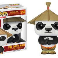 Jual Funko Pop! Po [With Hat] (Kung Fu Panda) Murah