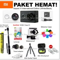 Jual Xiaomi Yi Action Camera WiFi 16MP 1080P 60 FPS Murah