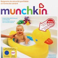 Jual Inflatable Bak Mandi Bayi Munchkin Bebek  Murah