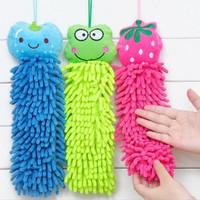 Jual Lap Tangan Microfiber Cendol  animal Karakter  Handuk Towel Murah