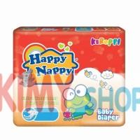 Popok Perekat Bayi Happy Nappy Baby Diaper XL 20