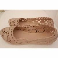 Jual Jelly Shoes Krem Murah
