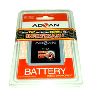 Battery Advan S3A Double Power 1000mAh