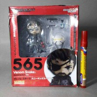 Mainan action figure nendoroid 565 venom snake sneaking suit