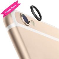 Jual Rear Camera Lens Protector Protective Metal Ring iPhone 6 / 6s Black Murah