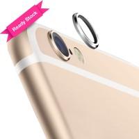 Jual Rear Camera Lens Protector Protective Metal Ring iPhone 6 / 6s Silver Murah