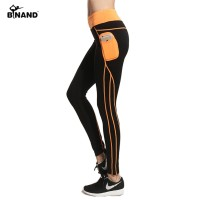 Jual Hot Sale Dry Fit Yoga pant / Gym Pant / Aerobic Pant Murah