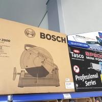 [GOJEK] BOSCH GCO 2000 + Tasco Mini Fogger + Chainsaw Maestro