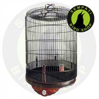harga Sangkar Kandang Burung Murai Akrilik No.1,2 Ebod Jaya Tokopedia.com