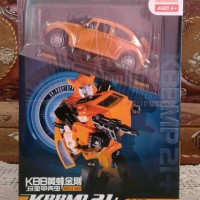 Action Figure Transformers Masterpiece Bumblebee by KBB Model