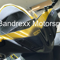 Visor Sectbill Carbon Series For Yamaha Aerox 155