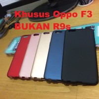 Oppo F3 Gea HardCase / Casing / Bumper / Hard Case Ecoslim Bumper