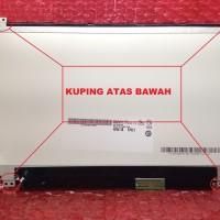 Layar LED LCD Laptop 11.6 Slim 40pin kuping samping B116XW03 V.2