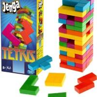 Jual Jenga Tetris stacko building blocks Murah