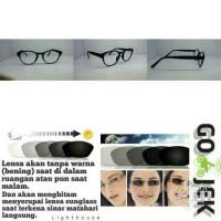 Jual kacamata PORTS gratis LENSA PHOTOCROMIC PHOTOGRAY murah Murah