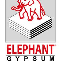 gypsum elephant