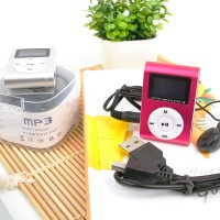 Music Player Mini MP3 Bass Super Keren Kuat Cute Lucu Original Asli