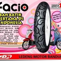 FDR 80/90-14 Facio Ban Motor Matik Tubeless