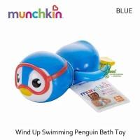 Jual Munchkin Wind Up Swimming Penguin Bath Toy Murah