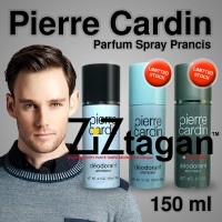PIERRE CARDIN Parfum Pria Men Deodoran Parfume Minyak Wangi Spray 125
