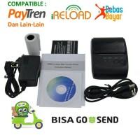 Jual Zjiang Mini Portable Bluetooth Thermal Printer Murah