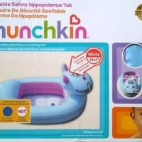Jual Perlengkapan Mandi Bayi Bak Mandi Munchkin Hippo Murah